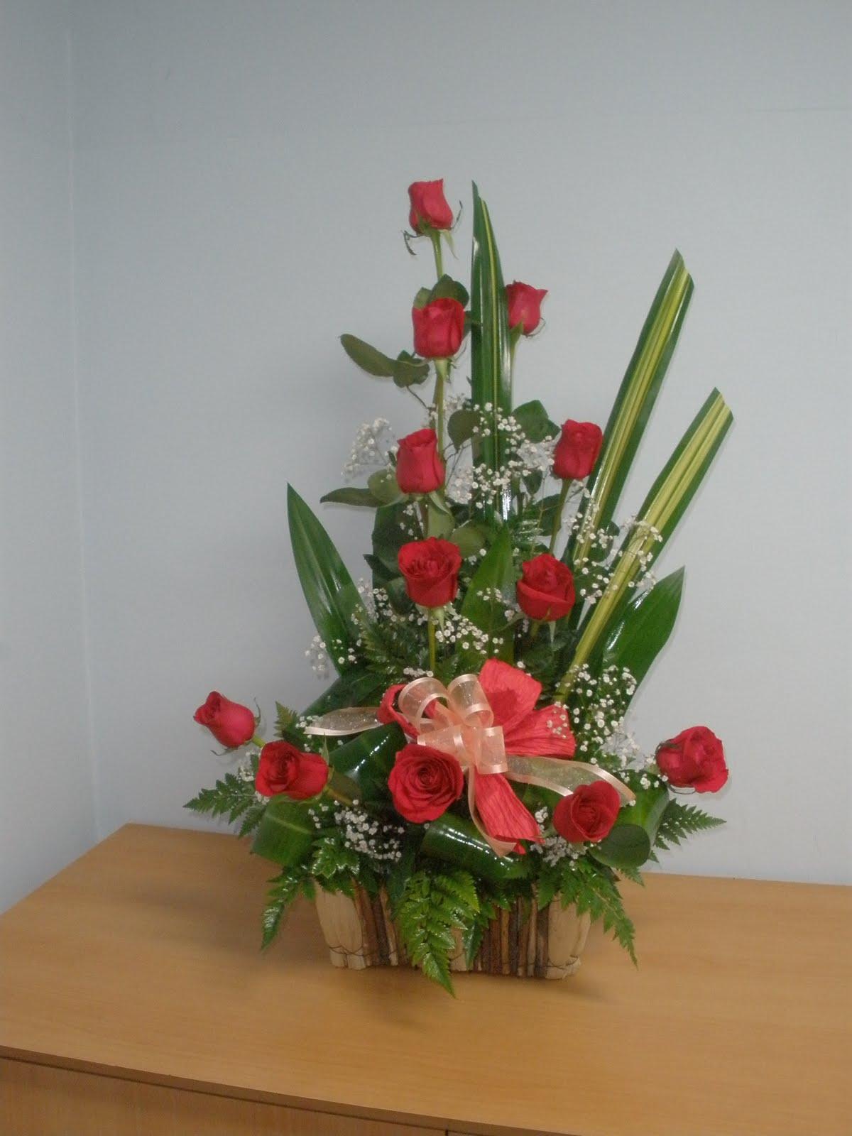 Arreglos de flores naturales auto design tech - Decoracion de jarrones con flores artificiales ...