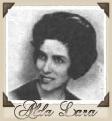 Alda Lara, escritora de Angola