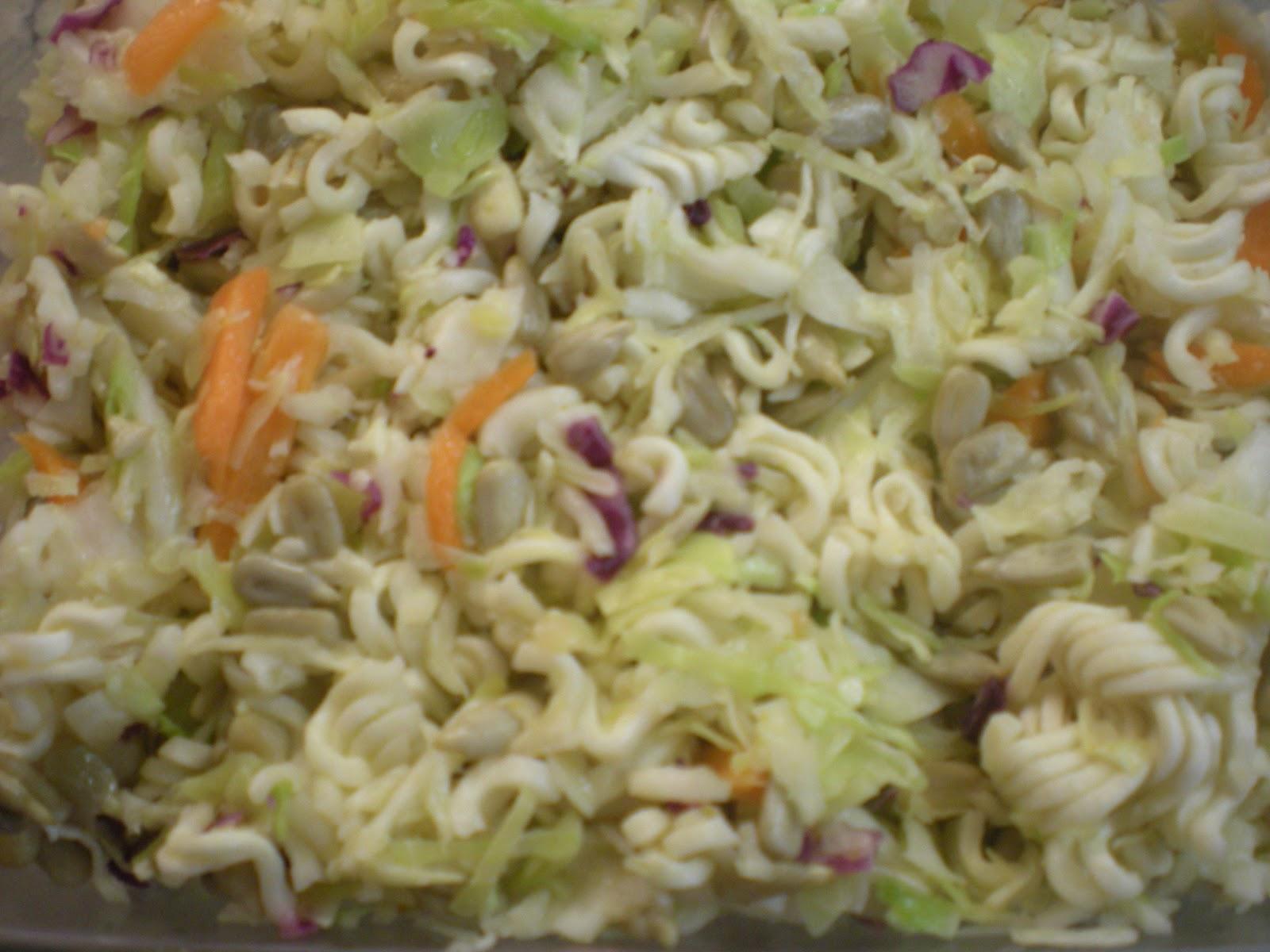 recipes noodles ramen in FAVORITE Noods Ramen Gone Salad Girls Mild: Adrienne's