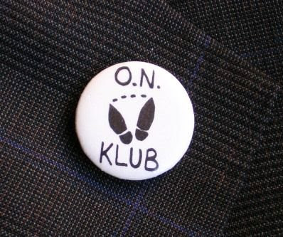 O.N. Klub pin