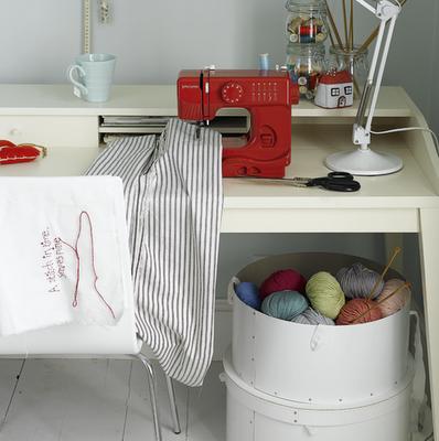 maquina de costura veremelha