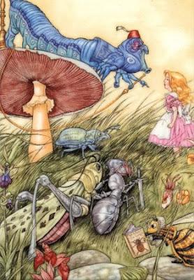 Alice in Wonderland Cartoons