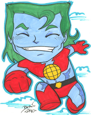 Captain Planet Cute Wallpapers