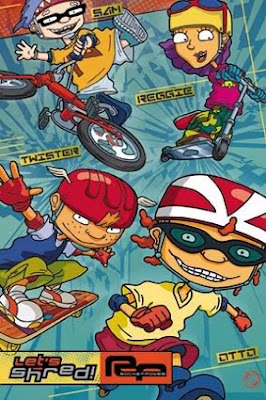 Rocket Power Wallpapers iPhone