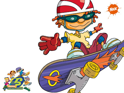 File Rocket Power Wallpapers