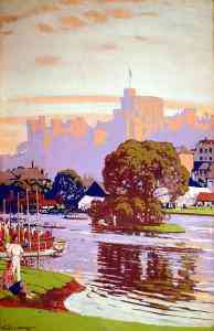 Walter E. Spradbery - Windsor Castle (1930)