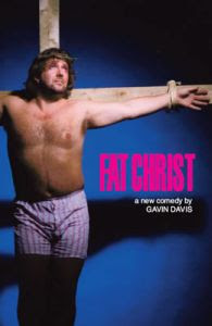 King's Head Theatre - Fat Christ Poster (2008)