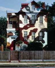 Kate Ericson and Mel Ziegler - Camouflaged History (1991)