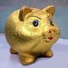 A Golden Pig