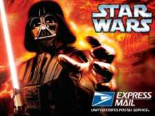 Star Wars Express Mail Desktop Picture (2007)