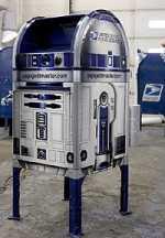 R2-D2 Post Box (2007)
