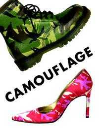 Camouflage: Imperial War Museum Shoes Poster (2007)