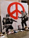 Banksy - Ban The Bomb