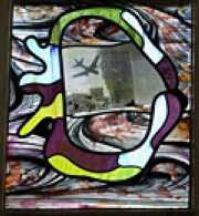 Marc Mulders - Stained-glass Window for Sint Jan Cathedral (2007)