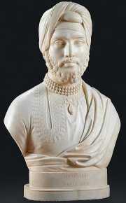 John Gibson - Bust of Maharajah Duleep Singh (1859-60)