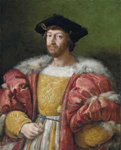 Raphael - Portrait of Lorenzo de' Medici, Duke of Urbino, © Christie's Images Ltd