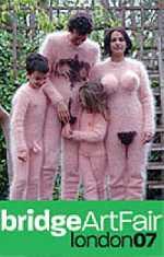 Bridge Art Fair advertisement (2007)