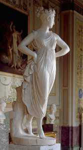 Antonio Canova - Dancer (1806-12)