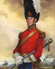 Michael Bartlett RMS - Captain Royal Scots Greys