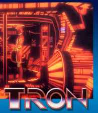 Disney - Detail of Tron Poster (1982)