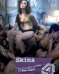 Channel 4 - Skins Advert with April Pearson (2008)