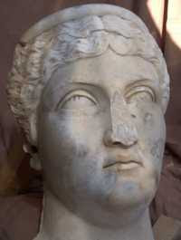 Sagalassos Archaelogical Research Project - Head of Roman Empress