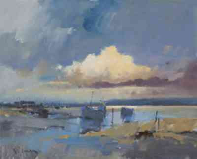 Peter Wileman PROI - Exmouth, Devon