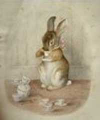Beatrix Potter - Anonymous Rabbit