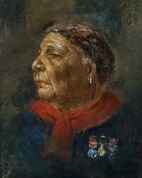 Albert Challen - Mary Seacole (1869)