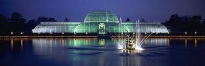 The Palm House, Kew Gardens, London