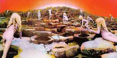 Storm Thorgerson - Led Zeppelin's Houses of the Holy (1973)