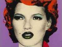 Bansky - Kate Moss