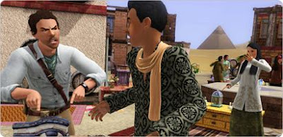Los Sims 3 World Adventures