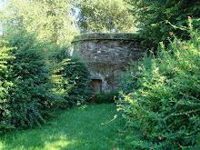 El viejo palomar del jardín