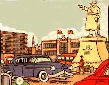Tintin en Borduria