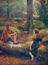 Te has metido sin duda en los bosques