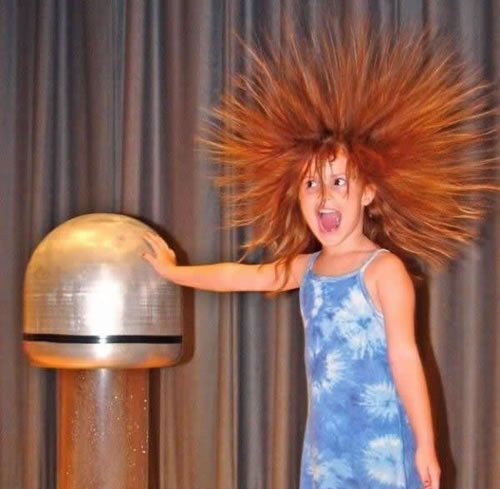 HayaScience: Static Electricity