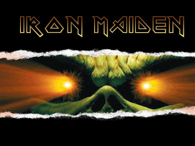 Iron Maiden Somewhere Back in Time