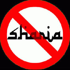 Sharia Law? NEVER!