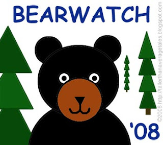 BearWatch '08 logo