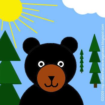 sunny day bear 5