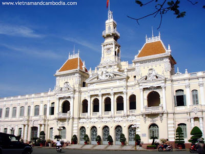 City Hall - HCMC, Vietnam