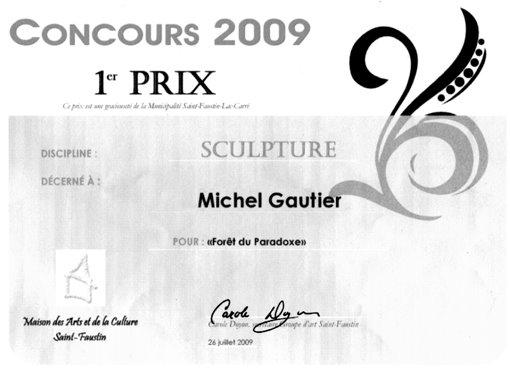 [prix+sculpture+Gautier]