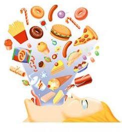 trastornos de la conducta alimentaria: COMEDOR COMPULSIVO
