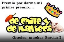 Premio de Chile y Manteca