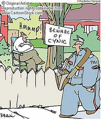 [cynic]