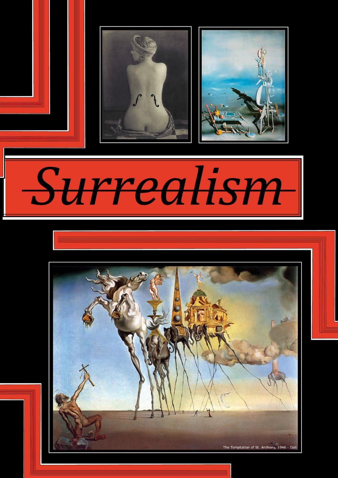 Surrealism 1920 Hayley: Surreal...