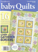 Baby Quilts Fons and Porter Fall 2010