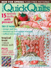 Mc Call's Quick Quilts Feb/Mar 2011