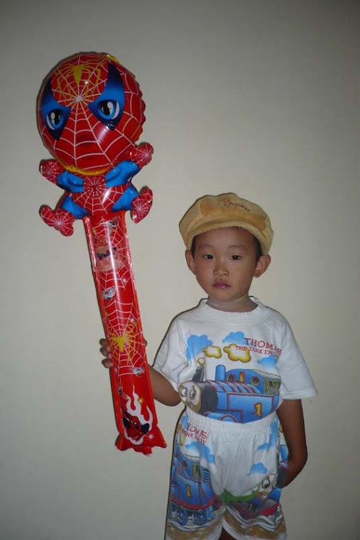 Balon tongkat Rp.4000/pcs (MIn.order 20 pcs )